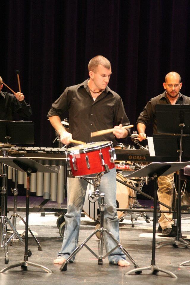 Ben Berry WKHS Assistant Band Director